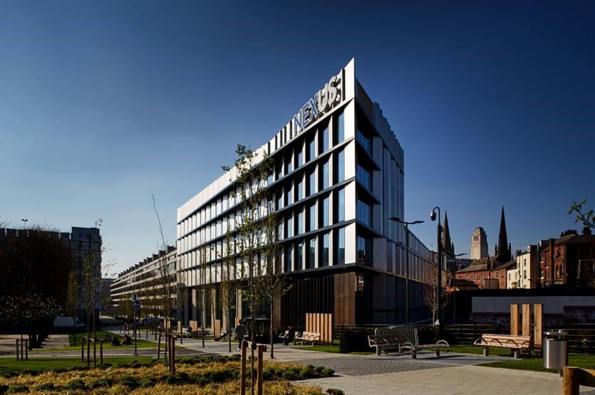 Image of Nexus building